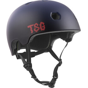 TSG Meta Graphic Design casco per bici blu